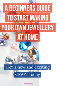 How do you make your own handmade Jewellery at home? If you want to find out how easy it can be then try this post today.