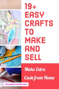 19 Crafts To Make And Sell To Make Money Smartpennieslife