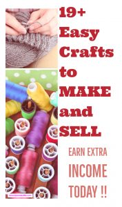 19+ Crafts to make and sell to make money - SmartpenniesLife