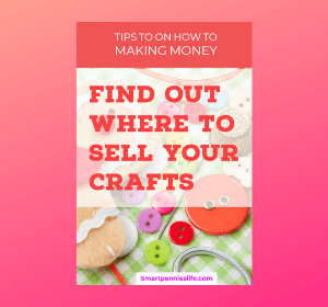 Where should you sell your Handmade Items : local or online?