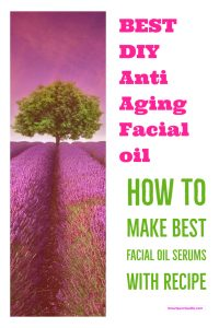 How to make a facial oil to suit your skin type. If you want a simple recipe for amazing skin try this post today. Includes Gorgeous Rose Geranium facial oil for mature skins.