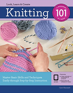 This image has an empty alt attribute; its file name is beginners-book-for-knitting-e1556180560939-235x300.png