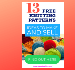13 Easy Knitting Pattern Ideas to make and sell