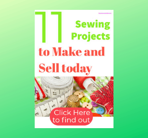 11 Awesome Easy Sewing crafts Projects to make and sell today