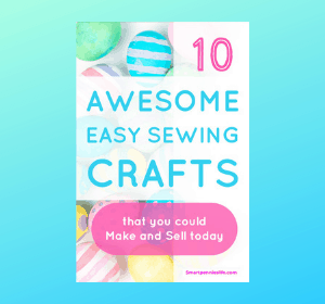 10 Awesome Easter Sewing Crafts you could make and sell