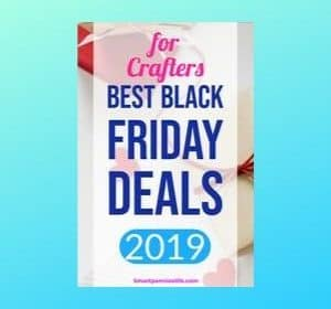 BLACK FRIDAY Gift Guides (for Crafters)