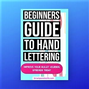 Learn Hand Lettering: Ultimate Beginners Guide (2020)