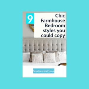 9 Chic Farmhouse Bedrooms (Home Decor Ideas)