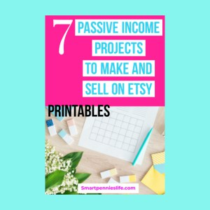 7+ Clever Passive income ideas you can sell on Etsy try it today