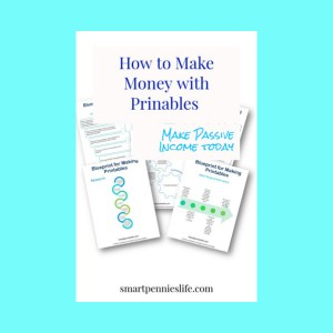 earn money with printables learn how