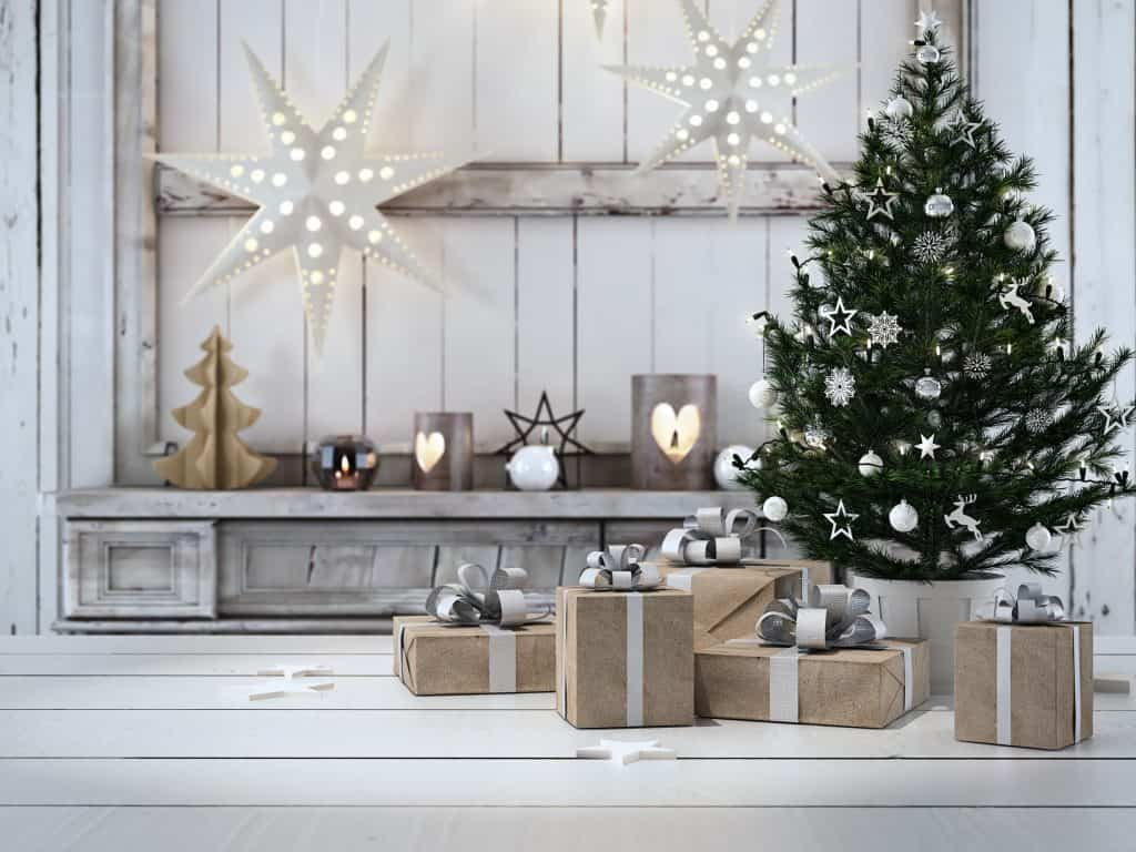 DIY Scandinavian Christmas craft ideas